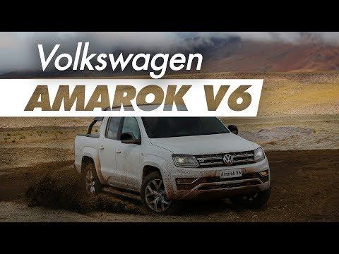 Primeiro contato: VW Amarok V6