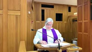 Sermon, Lent IV, March 14, 2021