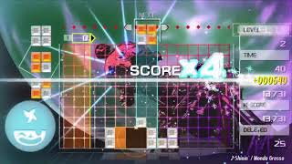 Lumines Remastered Revealed for Nintendo Switch (Spring Nindie Showcase_)