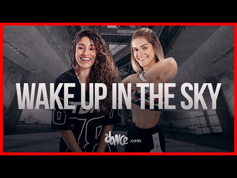 Wake Up In The Sky - Gucci Mane, Bruno Mars, Kodak Black  | FitDance SWAG (Choreography) Dance Video