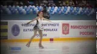 Adelina Sotnikova - Let it go - Road to Sochi