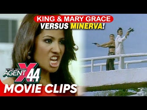 Isang malupit na teamwork laban kay Minerva!   'Agent X44'   Movie Clips