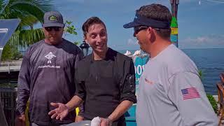 The Fish Guyz TV Season 3 Episode 2 Cooking Segment- Bourbon Glazed Mahi