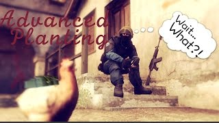 Advanced Bomb planting  CS-GO  BY PartyNutzz