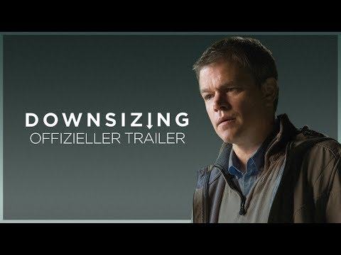 DOWNSIZING | TRAILER H | DE