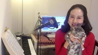 今週のピアノ弾き語りカバー 冬のアイドルソングを歌ってみました   「...