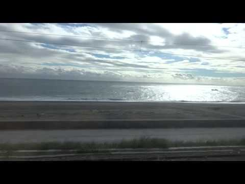 Taiwan Railway East Coast Ocean View