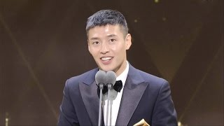 Video Kang Ha Neul Wins Excellence Award(Moon Lovers) @2016 SBS Drama Awards EP02 download MP3, 3GP, MP4, WEBM, AVI, FLV Januari 2018