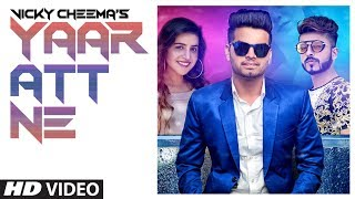 Yaar Att Ne (Full Song) Vicky Cheema | Shehzada Yuvraj | Sona Harry, Tegam | Latest Punjabi Songs