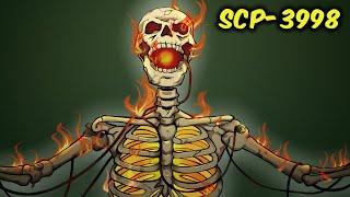 SCP-3998 Плетеная ведьма жива (Анимация SCP)