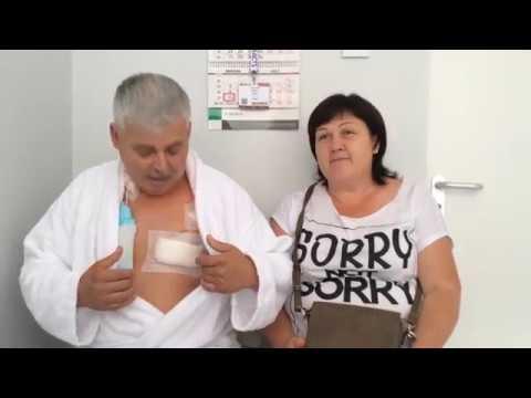 Враження пацієнта після операції через міні-розріз