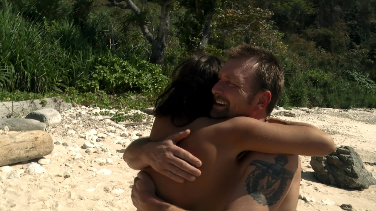 Nude scenes from naked and afraid-9434