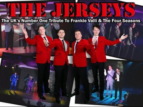 The Jerseys LIVE @ The Floral Pavilion Theatre
