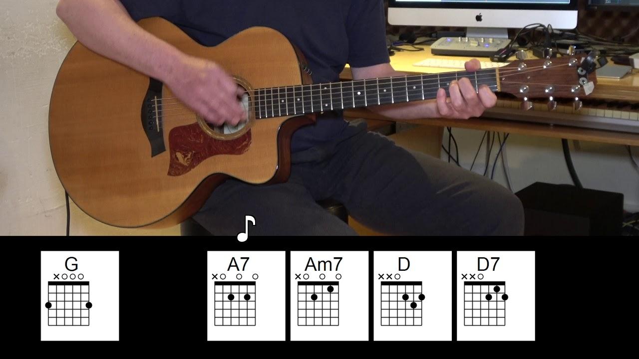 Desperado   Eagles   Acoustic Guitar   Chords