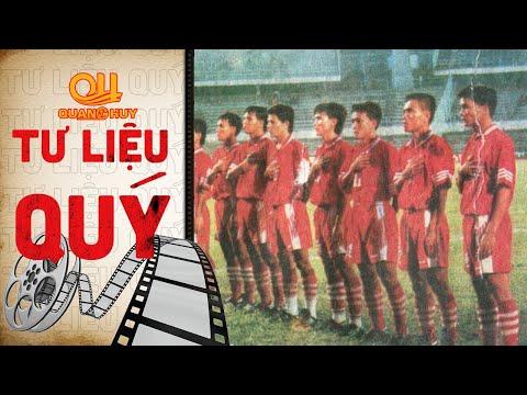 Trực tiếp   Đội tuyển Việt Nam - Olympic Nga    1999 DUNHILL CUP   BLV Quang Huy