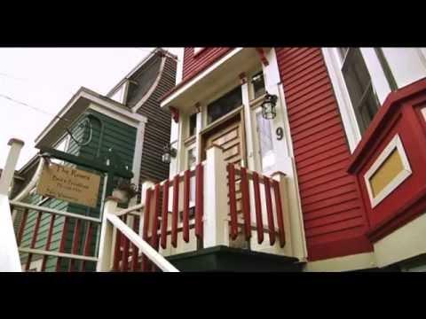 Service-reisen: Kanada Von Ost Nach West