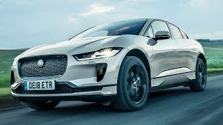 Jaguar I-Pace | Top Gear
