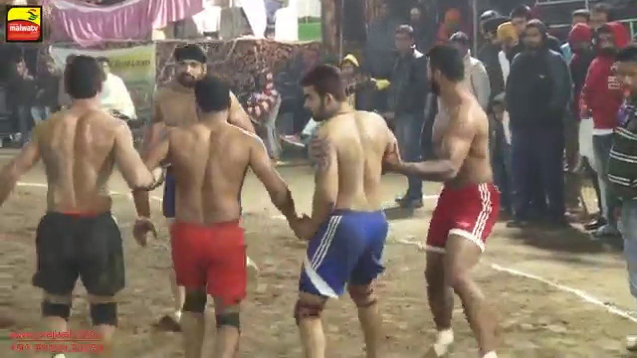 JAGRAON (Ludhiana) !! KABADDI CUP - 2015 !! OPEN 1st & 2nd SEMI FINALS !! Full HD !!
