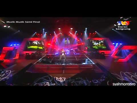 Black-Takkan Terpisah (Semifinal Muzik Muzik 28)
