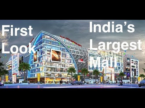 Sarath City Capital Mall First Look| AMB Cinemas | Danube ho