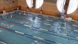 Кубок Москвы по плаванию 2016