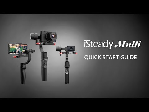 Quick Start Guide | ISteady Multi