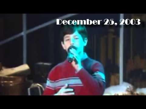 Nick Jonas singing as a kid :: 2001 - 2005