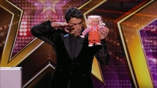 Lioz Shem Tov: Magic You Never Seen On America's Got Talent