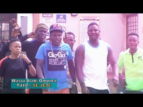 Download LATEST VIDEO TRACK SE JEJE BY OMONLA AKOBI OSUPA  PLZ SUBSCRIBE