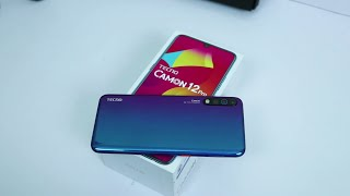 TECNO Camon 12 Pro Unboxing and Review - It's All About The Camera