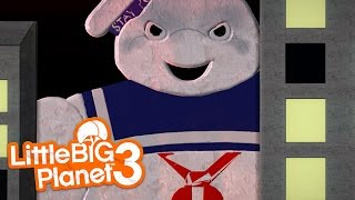 LittleBIGPlanet 3 - Ghostbusters!!! [Playstation 4]