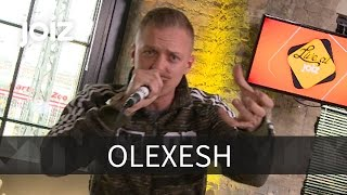 Olexesh - Avtomat - WELTPREMIERE (Live at joiz)