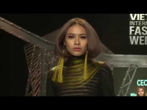 Défilé Atelier Chardon Savard - Vietnam International Fashion Week 2017