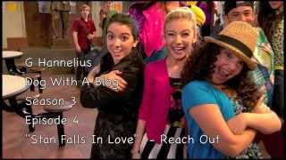 "Video ""Reach Out"" song  - Dog With A Blog - Stan Falls In Love - Season 3 Episode 4 - G Hannelius - HD download MP3, 3GP, MP4, WEBM, AVI, FLV Juni 2018"