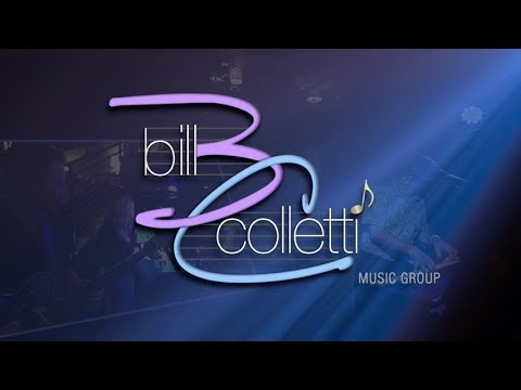 Bill Colletti Music Group - 4 Piece (Variety cover mix Set 3 of 3)