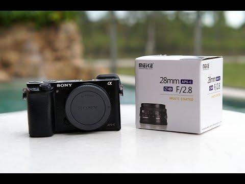 Review - Meike 28mm F2.8 e-mount Lens for Sony Cameras