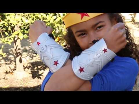 DC Super Hero Girls Wonder Woman Gauntlets | Toys R Us Canada