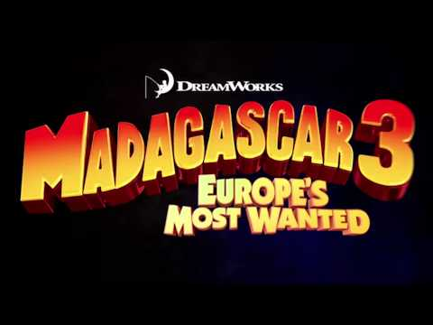 Madagascar 3 [Soundtrack] - 13 - I Like To Move...