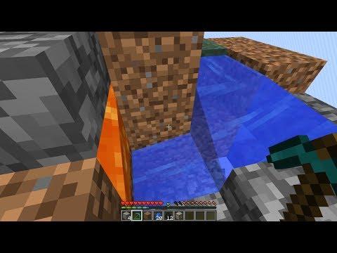 Minecraft SkyBlock - Sezona 1 - Epizoda 1 - Generator Za Kamen