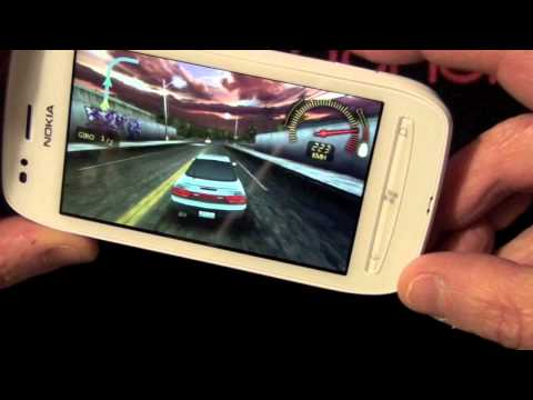 Nokia Lumia 710 Multimedia & Games Focus Video by batista70phone