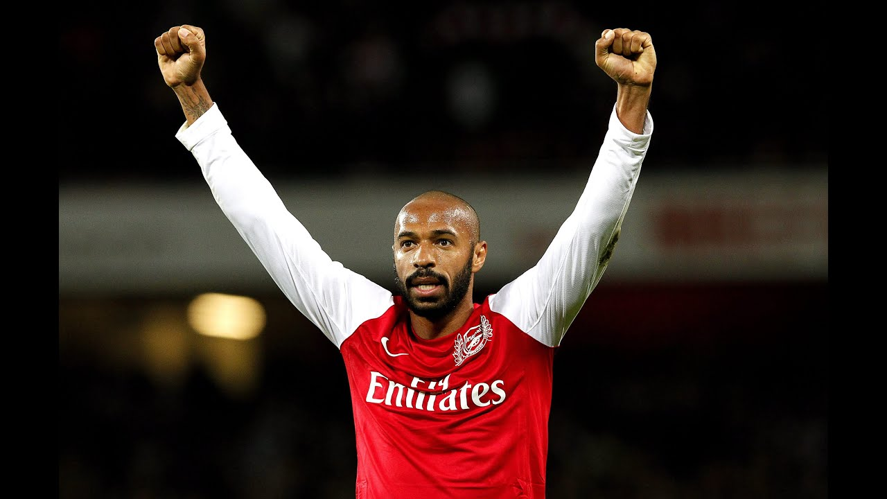 Thierry Henry the best goal top goals skills assists