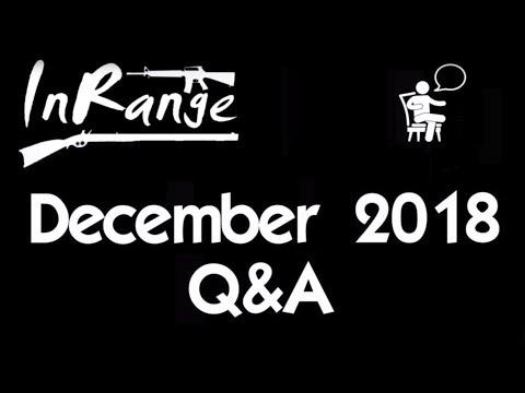 December 2018 Q&A