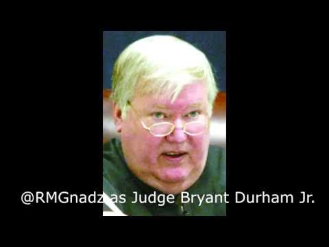 Rome, Georgia judge loses it over vulgar courtroom exchange reenactment