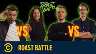Roast Battle – Negah vs. Nikolai + André vs. Jonasa