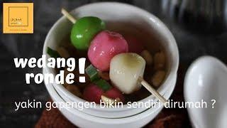 Download Mp3 Wedang Ronde, Minuman Hangat Yang Nikmat