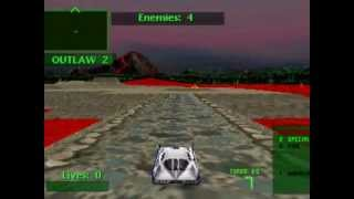 Twisted Metal 2 World Tour Spectre Gameplay