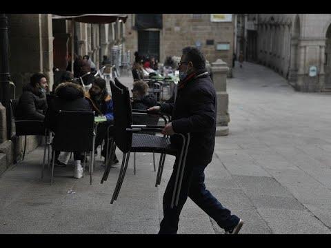 Primera jornada de restricciones en Ourense