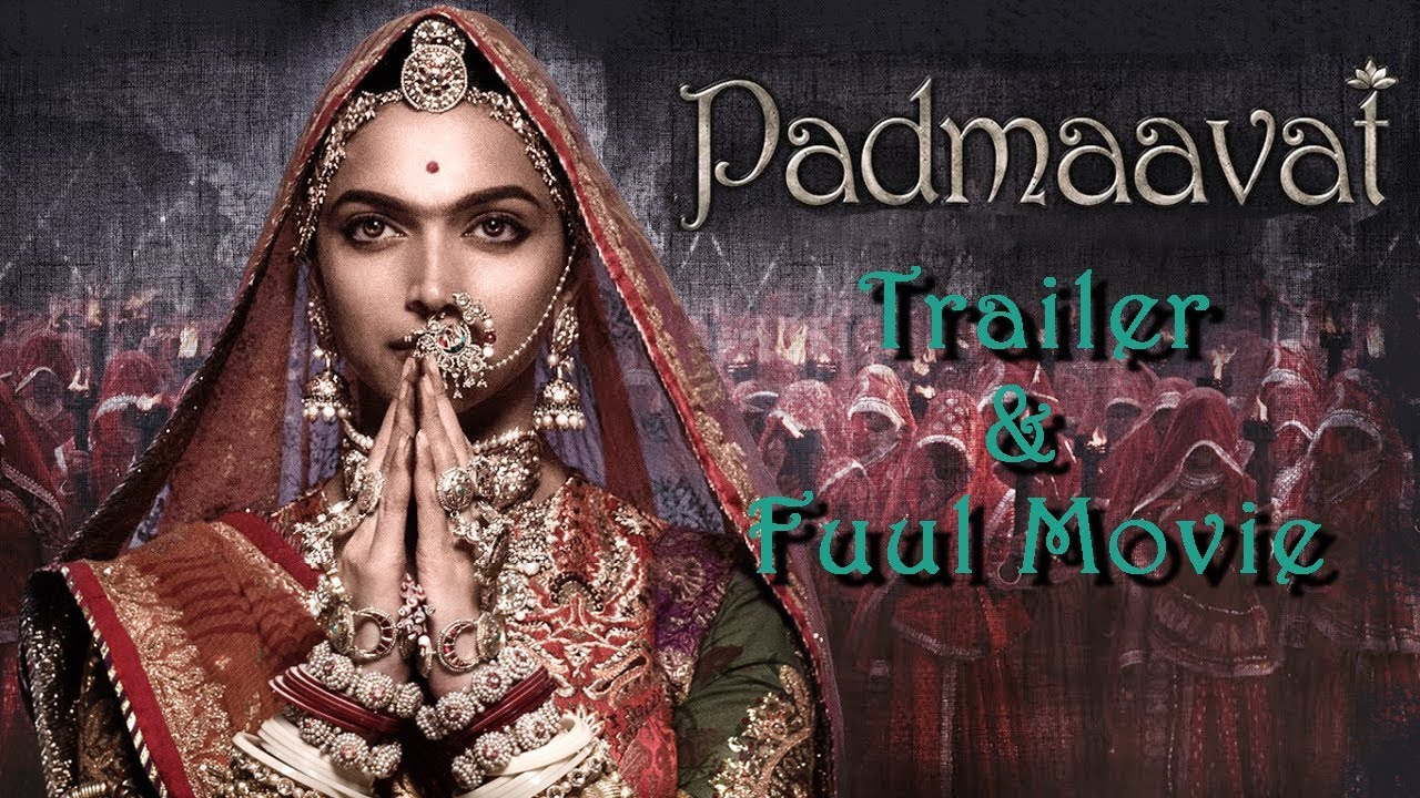 Padmaavat 2018 Trailer Full Movie Subtitle Indonesia Youtube