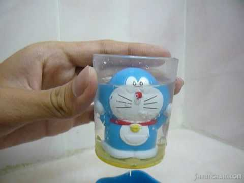 KFC Collectibles - Doraemon Wonder Toys - Wonder Cup - Part 2