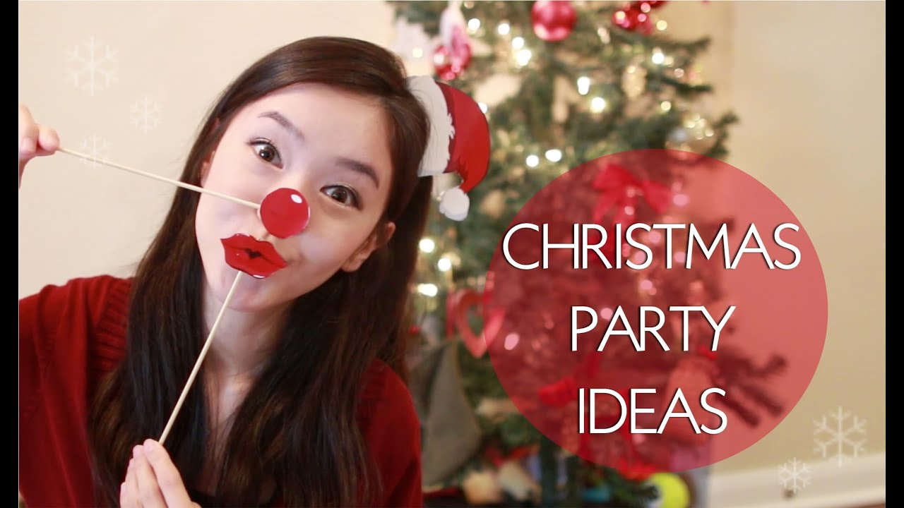 Party Ideas For Christmas Part - 34: ? Christmas Party IDEAS! ? ????? ?? ???? - YouTube
